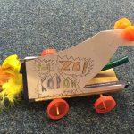 children made go karts ZAP POW